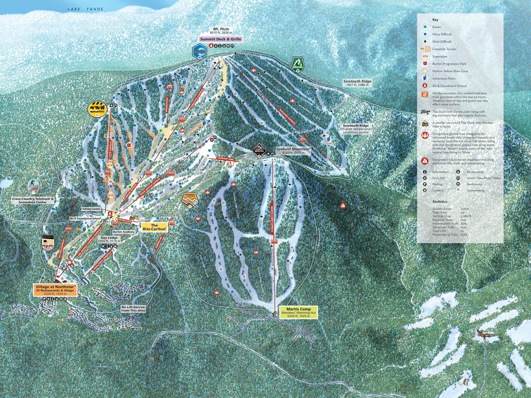 Northstar Map