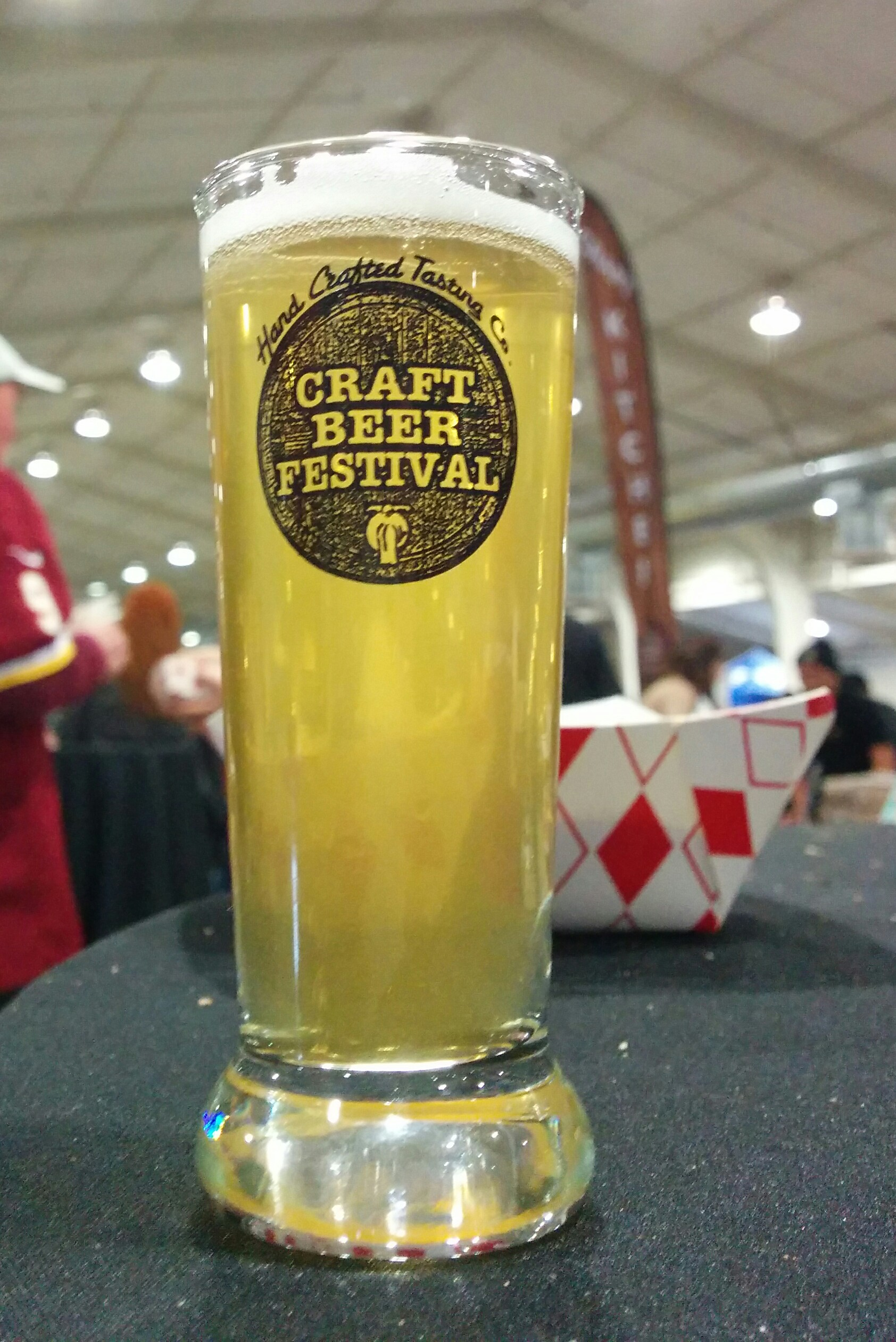 Craft Beer Festival Glass