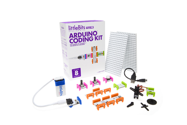 Arduino Coding Kit from LittleBits