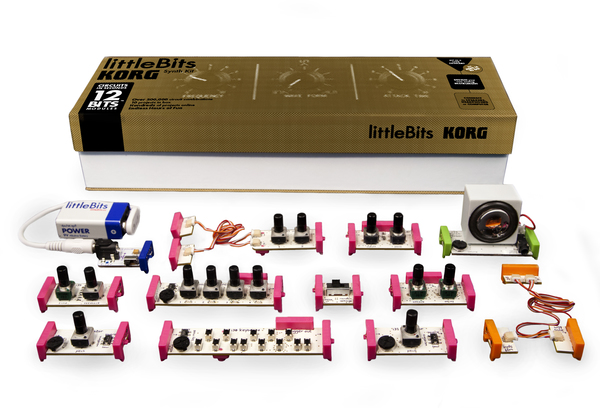 Korg Analog Synth kit from LittleBits